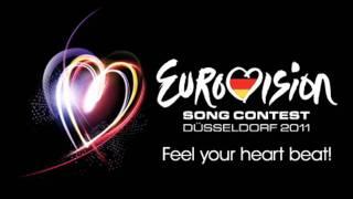 Eurovision 2011  Serbia - Nina -Caroban (karaoke / instrumental)