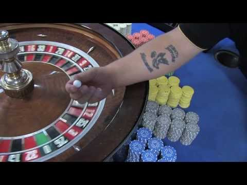 NGA: American Roulette Video Tutorials # 6  Ball Spinning
