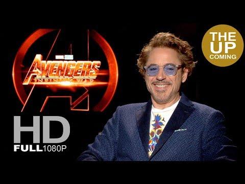 Robert Downey Jr praises Chris Hemsworth, first Iron man, Avengers directors.Infinity War