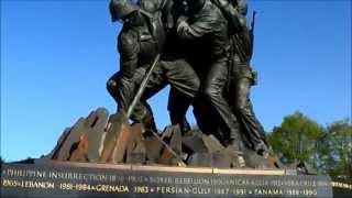 Marine Corps War Memorial (Iwo Jima)