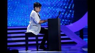 Pianul este viata lui! Fiul lui Nicolae Guta face spectacol pe scena de la Next Star