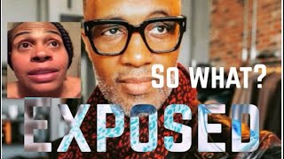 Kevin Samuels Exposed By Ex-Wife? WHO CARES