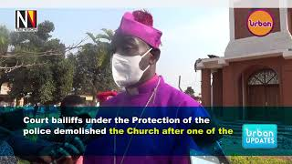 Dr Steven Kazimba Mugalu has asked government to investigate (St  Peters Church)