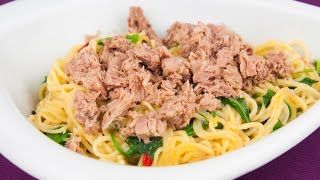 How To Make Tuna Pasta?