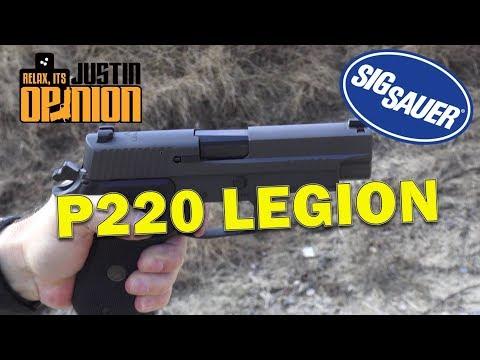 SIG Sauer P220 Legion - .45 ACP