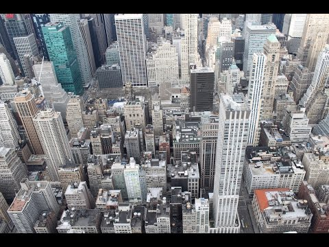 Amazing Full HD Helicopter Tour Manhattan New York June 2016 - From Start To Finish