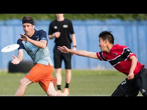 2016 Week 7 - San Francisco Dogfish @ Vancouver Nighthawks - Highlights