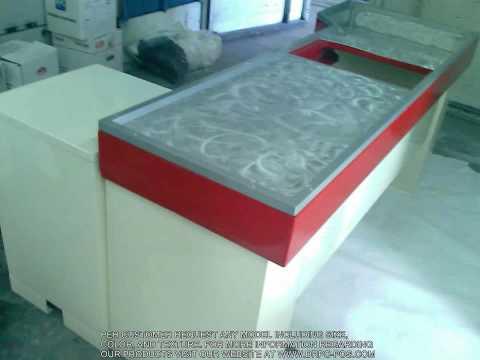 CHECKOUT COUNTERS BY DRPCSOLUTION