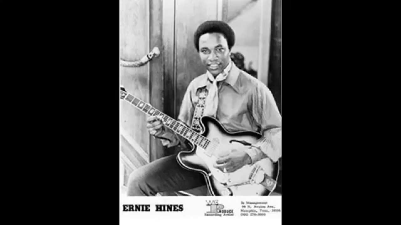 Ernie Hines What Would I Do