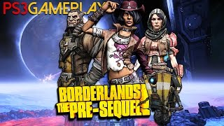 Borderlands: The Pre-Sequel Gameplay (PS3 HD)