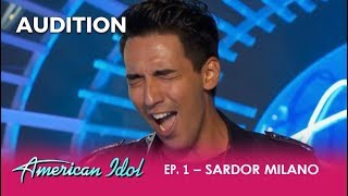 Can The X Factor-RUSSIA Winner Become The Next AMERICAN Idol? | American Idol 2018