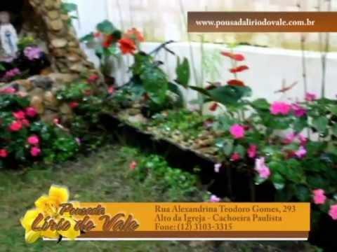 Pousada Lírio do Vale - Cachoeira Paulista - Canção Nova