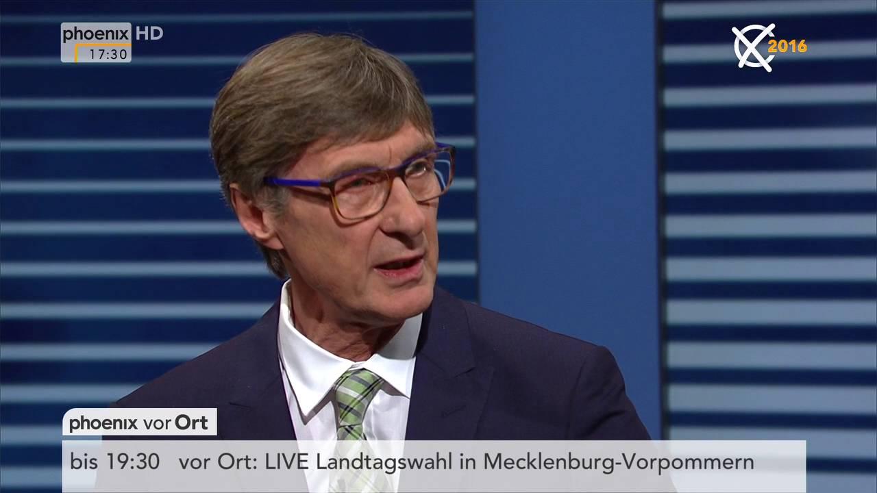 Wahl Mecklenburg Vorpommern