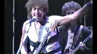 "Bob Dylan: ""License to Kill"" & ""Shake a Hand"" - June 6, 1986, Los Angeles"