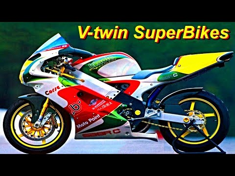 V-twin Suberbikes - The Brutal Sound !!!