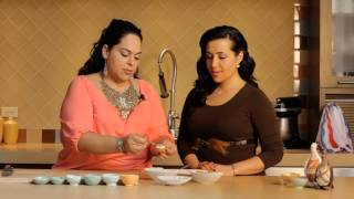 "Assyrian Kitchen Quick Recipes Series | ""mish-misheh"" Apricots & Goat Cheese"