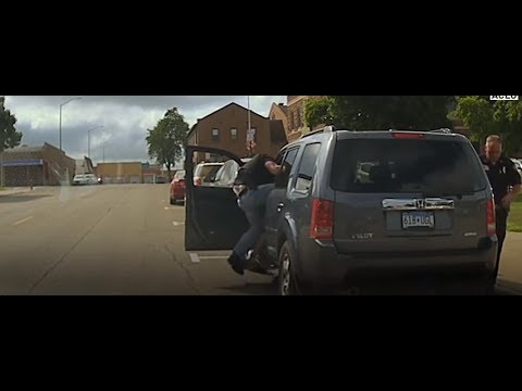 Worthington dash-cam video of Anthony Promvongsa arrest