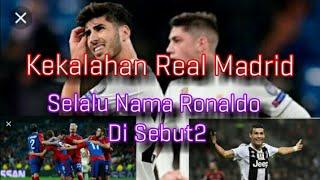Ronaldo Selalu Dihubungkan Dengan Setiap Kekalahan Real Madrid !!