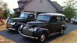 1946 Chevrolet Suburban Carryall