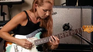 Plumes Overdrive First Impression: Arianna Powell (Nick Jonas, Black Eyed Peas) EarthQuaker Devices