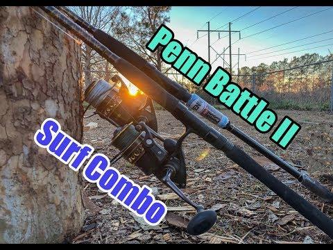 Penn Battle 2 Combo Review