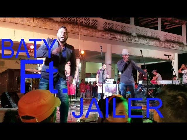 Baty El Melódico Ft. Jailer Jefi - Pártete en dos - Prod. By. DERCHEF - REAL TRACK RECORDS