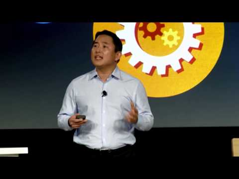 2016 Microsoft Tech Summit Toronto keynote with Takeshi Numoto