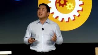 2016 Microsoft Tech Summit Toronto keynote with Takeshi Numoto
