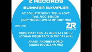 Akabu - Another World (Andre Lodemann Remix)
