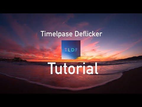 TLDF (Timelapse Deflicker) Official Tutorial