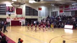 Chs basketball cheer 2012
