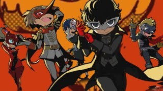 Persona Q2: JPN Gameplay #1- Encounters & Velvet Siblings (3DS)