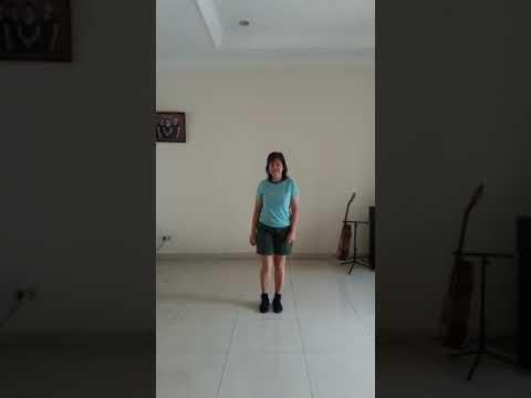 Lockdown Boogie Line Dance By Lina