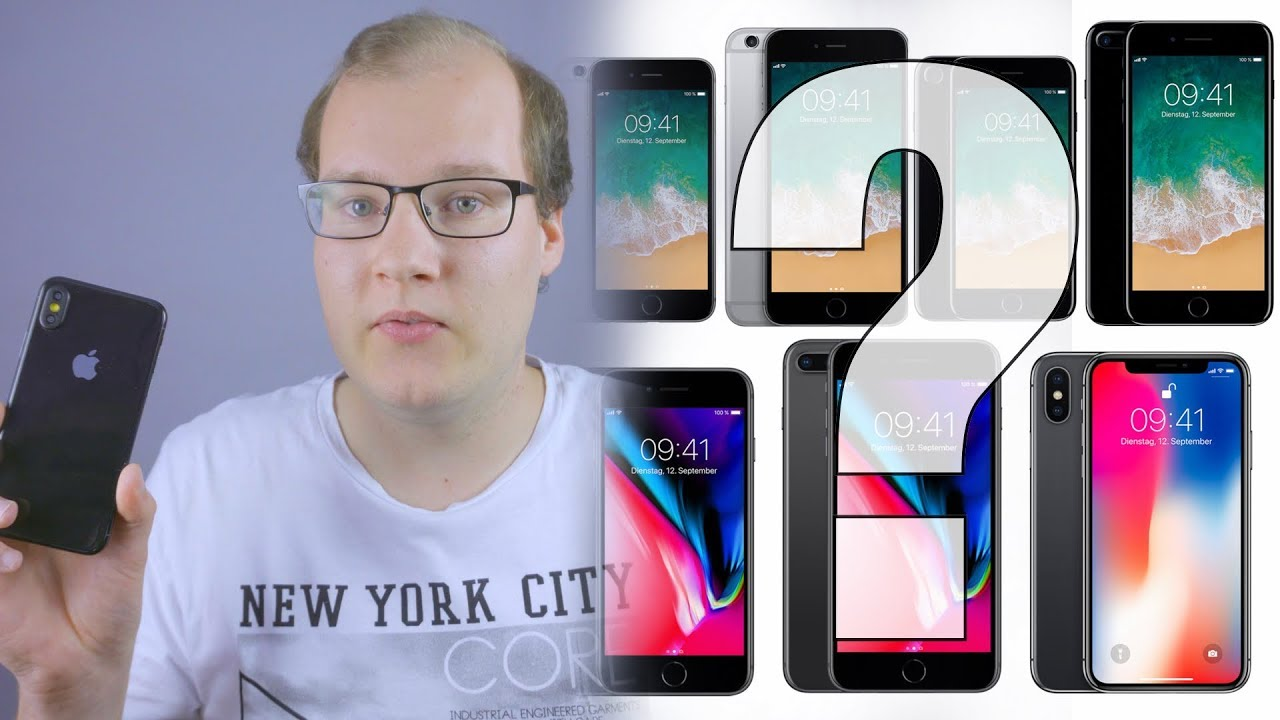Welches Iphone Kaufen  Oder X