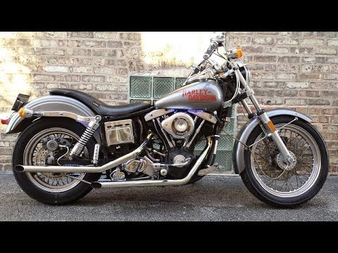 hqdefault 1977 harley davidson fxe 1200 superglide shovelhead youtube 77 fxe wiring diagram at virtualis.co