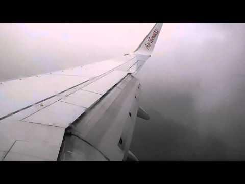 Trying to land in Vanuatu