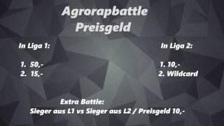 ► [50€+] |Agro Rap Battle Turnier | FRIST: 11.03.17 | ARB 2.0 ◄ [CLOSED]