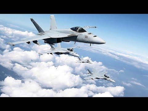 Strike Fighter Squadron Flight Formation