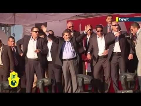 Muslim Brotherhood begins rallies ahead of Morsi trial: ex-Egyptian president facing Cairo court