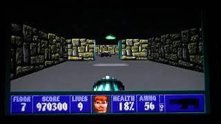 Wolfenstein 3D: E2M7