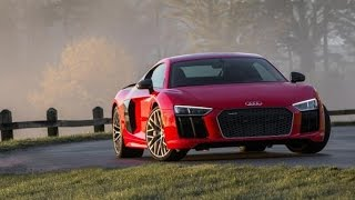 2017 Audi R8 V10 Plus blitzes Daytona and Appalachia with equal aplomb