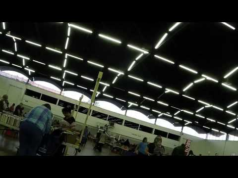 Half Price Book Store - Dallas Market Hall 10/3/14 with GoPro Camera