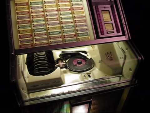 Lattie Moore - Under A Mexico Moon (Rockola jukebox) 1950's country music