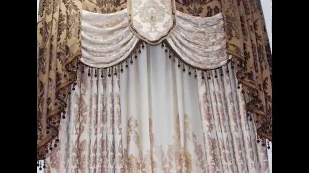 curtain valances by