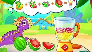 Dino Island Fun Kids Game To Play & Explore The Habitat Of Dinosaurs - Kids Game Review