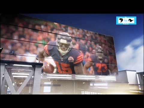 2013 CBS Intro for the NFL (CIN @ CHI)   LIVE 9-8-13