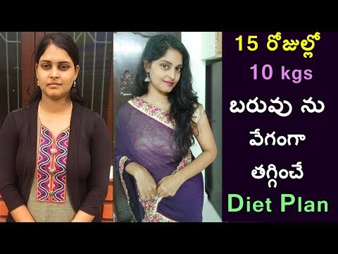 Full Day Weight Loss Diet Plan With Timings | Easy Diet Plan to Loss Weight Fast in telugu #Dietplan