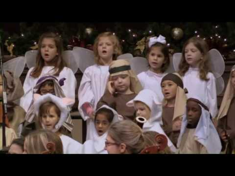 Christmas Medley - children's choir and piano