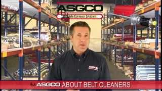 What Is A Conveyor Belt Cleaner?