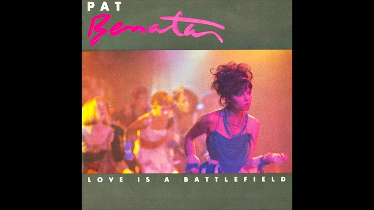 Download Pat Benatar - 1983 - Love Is A Battlefield